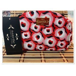 Nanette Lenore Drawstring Cosmetics Bag